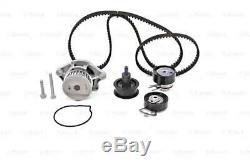 Bosch Calage Kit De + Pompe À Eau Seat Skoda Fits Vw Polo 1.4-1.6l 1997
