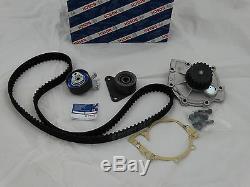 Bosch Caméra De Distribution Kit Courroie Pompe Volvo S70 C70 S40 S80 V70 2,0 T 2,4 T 2,3 2,5