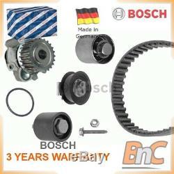 Bosch Pompe À Eau Courroie De Distribution Audi Kit Vw Seat Oem 1987946482 06f121011