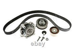 Bosch Timing Cam Belt Kit + Pompe À Eau S'adapte Audi A4 B6 A3 8p Vw Golf 2.0l 2002