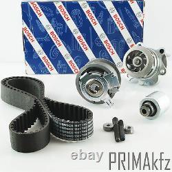 Bosch Zahnriemen Satz 1987948253 + Wasserpumpe Audi A3 Vw Bora Golf IV 1,9 Tdi