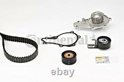 Ceinture De Chronométrage + Kit Pompe À Eau Poulie Contitech S'adapte Citroen 1.6l V8 V6