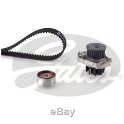 Compatible Avec Ford Ka (2008-) Kit Pompe À Eau Courroie De Distribution 1.2 Gates 1fi