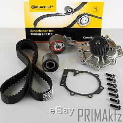 Conti Ct1010k1 Zahnriemensatz + Wasserpumpe Volvo C30 S60 80 V70 Xc60 70 2.4 D