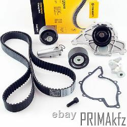 Conti Ct1015 Zahnriemen + Rollen + Wapu Audi A4 A6 A8 Superbe Vw Passt 3b 2.5 Tdi