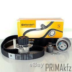 Conti Ct1028k3 Zahnriemensatz + Audi A3 A4 Vw Golf IV Passat 1.9 2.0 Tdi Wapu