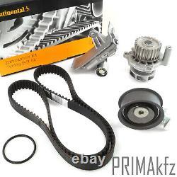 Conti Ct909k6 Zahnriemensatz + Wasserpumpe Audi A3 Tt Seat Skoda Vw Golf 1.8 T