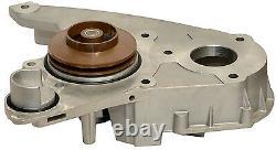 Contitech Ct1148 Zahnriemen + Rollensatz + Wasserpumpe Für Fiat Ducato 2.3 D