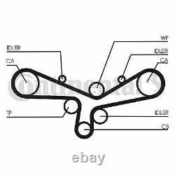 Contitech Marque Nouveau Kit De + Pompe À Eau Ct920wp2