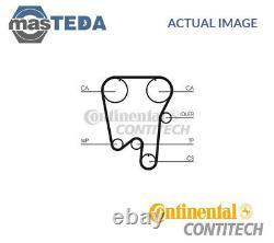 Contitech Timing Belt / Cam Belt Kit Ct737k1 I New Oe Remplacement