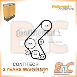 Contitech Timing Belt Kit Opel Vauxhall Oem Ct1178k1 93196791