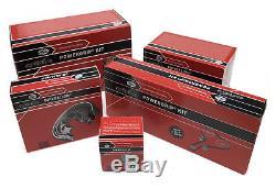 Convient À Ford Ranger (2006-2012) Kit De Courroie De Distribution 2,5 Tdci Gates 9tg