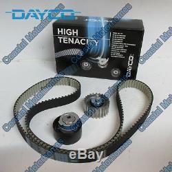 Convient Fiat Ducato Relais Iveco Daily Boxer Courroie De Distribution Kit Dayco 2.3jtd 71736716
