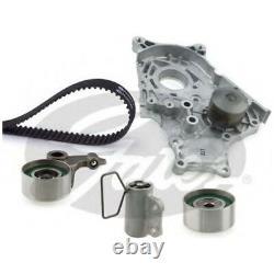 Convient Toyota 2.0 D-4d Gates Timing Cam Belt Water Pump Kit 1np