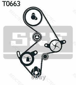 Courroie De Distribution Jeu De Poulies Kit Pour Toyota Camry, Carina E, Ii, Rav 4 I 1, Celica