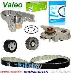 Dayco Zahnriemen+satz+valeo Wasserp Fiat Ducato 2.3 D Iveco Daily 3 4 5 III IV V