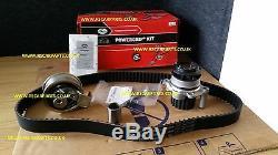 Gates Kit Courroie De Distribution & Pompe A Eau Pour Audi A3 A4 A6 Quattro 1.9tdi 8v 1896cc