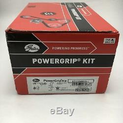 Gates Powergrip Kit Pompe À Eau Avec Courroie De Distribution Kp15569xs-1 Audi Seat Skoda Vw