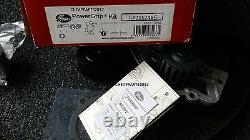 Gates Timing Belt Kit Et Pompe À Eau Citroen Fiat Peugeot 2.0hdi 2.0jtd 99-05