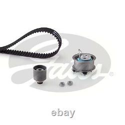 Gates Timing Cam Belt Kit Pour Skoda Octavia 1.9 2.0 Diesel (2000-2010) Tensioner