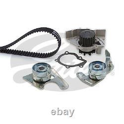 Gates Timing Cam Belt Water Pump Kit For Citroën C15 1.8 Diesel (1986-2000)