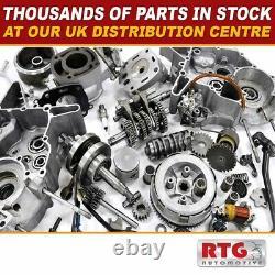 Gates Timing Cam Belt Water Pump Kit Pour Fiat Ducato 1.9 Diesel (1998-2002)