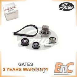Gates Water Pump & Timing Belt Kit Opel Vauxhall Saab Chevrolet Oem Kp25499xs2