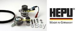 Hepu Calage Ceinture Kit Pompe Audi A3 A4 A5 Q5 Tt Seat Leon Octavia 1.6 2.0 Tdi