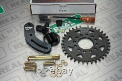 Holley Efi 36-1 Trousse De Trigger De Crampons De Dents 7,25 Pouces Petit Bloc Ford Sbf 556-115