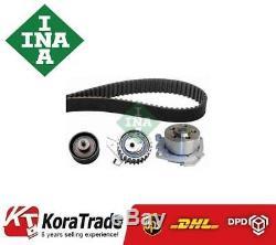 Ina 530 0223 30 Kit Courroie De Distribution Et Pompe À Eau