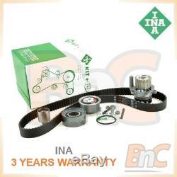 Ina Heavy Duty Courroie De Distribution Kit Cambelt Set Pompe À Eau Audi A3 A6 C6 A4 B7