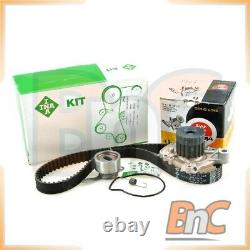 Ina Sakura Heavy Duty Timing Belt Kit & Water Pump Set Honda CIVIC VI 1.4
