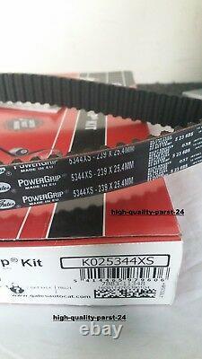 K025344xs Chronométrage Cam Belt Kit Pour Audi 80 A4 A6 A8 Cabriolet Coupé 2.6 2.8 12v