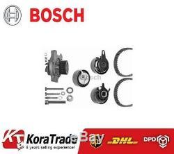 Kit Courroie De Distribution Et Pompe À Eau Bosch 1 987 948 878
