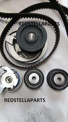 Kit Courroie De Distribution Pompe À Eau Vauxhall Opel Astra Zafira 2.0 Gsi 16v 1998-2006