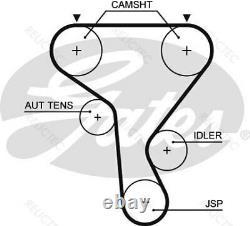 Kit D'ensemble De Poulies Pour Renault Opel Vauxhall Nissanmovano, Master II 2