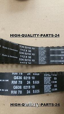 Kit De Courroie De Distribution / Cam Ina 530024710 Pour Rover Mg Zr Zs 2.0 D Idt 8v 20t2n
