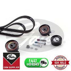 Kit De Courroie De Distribution D'origine Gates Kitk015323xs Pour Tendeur Volkswagen Cambelt