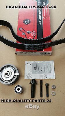 Kit De Courroie De Distribution Gates Pour Audi A4 Vw Passat 1.9 Tdi B5 Tendeur K025622xs
