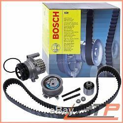 Kit De Distribution Bosch + Pompe À Eau Audi A3 8l 00-03 8p 05-08 2.0 Tdi
