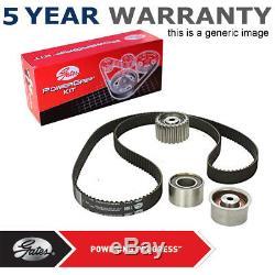 Kit De Distribution Gates Courroie De Distribution Pour Ford Ranger Mazda Bt-50 Poulie Tendeur K015651xs