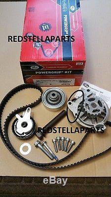 Kit De Pompe À Eau Avec Courroie De Distribution De Gates Pour Vw Crafter 28-50 2.5 Tdi Kp15661xs