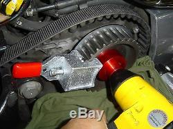 Kit De Poulie Avant Sportster 27 Dents, 1991-2003, 883 Et 1200 Harley 27ts-1.5a