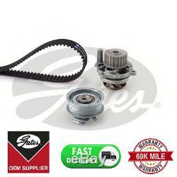 Kit Pompe À Eau Kp15489xs-1 Cambelt Pour Audi Seat Skoda Vw Distribution
