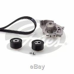 Kit Pompe À Eau Pour Courroie De Distribution Gates Pour Citroen Fiat Lancia Peugeot Kp25558xs