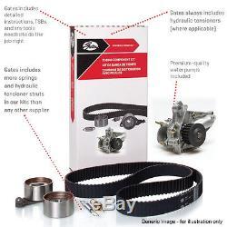 Kitkp45509xs De Pompe À Eau Avec Courroie De Distribution Et Courroie De Distribution Pour Tendeur De Portail Volvo Cambelt