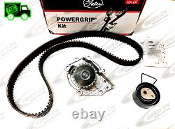 Mgtf / Mgf Cambelt / Timing Belt Kit Auto Tensioner Inc Water Gates Oe Qualité