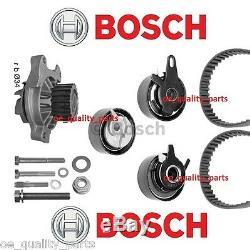 New Bosch Courroie De Pompe Kit + Vw T4 Transporter 4 2.5tdi 2,5 Tdi Lt 28 35 46