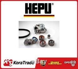 Pk75720 Kit Courroie De Distribution Et Pompe À Eau Hepu