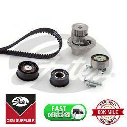Pompe À Eau Pour Opel Vauxhall Calage Ceinture Kit Kp15369xs-1 Cambelt Tendeur